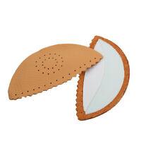 Leder Pelotten bei Senk-Spreizfuß Mittelfuß Einlegesohlen Stütze Einlage Fußbett