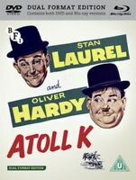 Nuovo Atollo K Blu-Ray + DVD (BFIB1323)