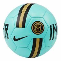 Pallone Inter Away Nike originale misura 5 calcio stagione 2019 2020 azzurro