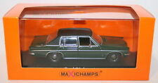 Voitures, camions et fourgons miniatures verts MINICHAMPS pour Opel