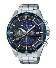Efr-556db-2av Casio Edifice Chronograph Quartz Efr556 Mens Watch