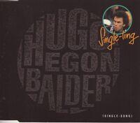 Hugo Egon Balder Maxi CD Single-Ling (Single Song) - Germany (EX/EX)