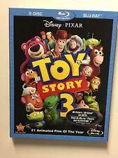 Toy Story 3 (Blu-ray Disc, 2010, 2-Disc Set)