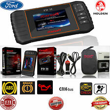 ICARSOFT FD II FDII FORD HOLDEN DIAGNOSTIC SCANNER SRS AIRBAG ABS RESET I920
