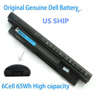 65Wh Original MR90Y Battery Dell Inspiron 14-3421 15-3521 17R-5737 E3440 GENUINE