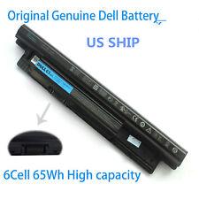 65wh Original Mr90y Battery Dell Inspiron 14-3421 15-3521 17r-5737 E3440 Genuine