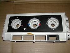 Rover 45,MG ZS 2004 Facelift, panel de control del calentador Facia