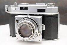 :Agfa Karomat 36 35mm Film Rangefinder Camera w Schneider Xenon 50mm F2 Lens