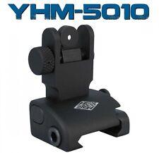 YHM Yankee Hill Machine Q.D.S. QDS REAR Sight YHM-5010 Rear Flip Sight