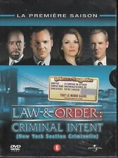 New York, Section Criminelle - Saison 1 - Law & Order: Criminal Intent -