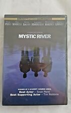 Mystic River (DVD, 2010) New dvd Clint Eastwood collection movie