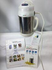 SOYAJOY Soya Joy Milks: Almond Rice Nut & Seed SOY MILK MAKER MACHINE Tofu Soup