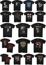 Pre-Sell Resident Evil Video Game Licensed Adult T-shirt #1