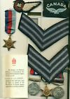 Canada WWII KIA RCAF Group to Leonard Jonasson Sgt AG The Youngest Airman to Die