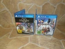 Kingdom Heart HD 1,5+2,5 Remix + Kingdom Hearts 2,8 Final Chapter Prologue para ps4