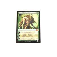 MTG GARRUK WILDSPEAKER Magic 2010 (M10) (LP) English Mythic Normal