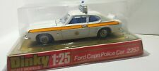 Dinky Toys 2253 ford capri police car scala 1/25 made in england