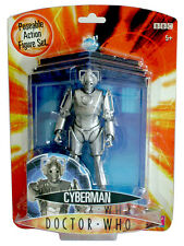 Dr DOCTOR WHO 1ST Edition Series CYBERMAN SOLDIER 5 Action Figure SEALED UK