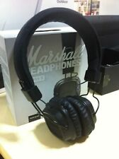 MARSHALL Major II Headphones Cuffia black (no bluetooth)