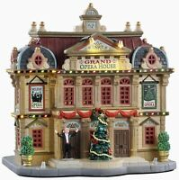 Lemax GRAND OPERA HOUSE #95467 BNIB Porcelain Lighted Building