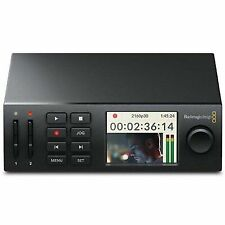 Blackmagic Design HyperDeck Studio Mini Ultra HD Broadcast Deck