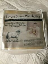 New Zealand Lambskin For Baby Comfort Year Round Size Med