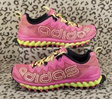 ADIDAS VIGOR TR III 3 WOMEN'S RUNNING TRAIL SHOES SIZE 6 PINK NEON 107746542