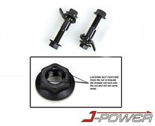 J-Power FRONT Camber Alignment Kit Cam Bolt 12mm Import or Domestic 2 PCS