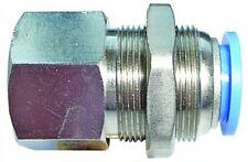 b10-03200 - hembra Mamparo BSPP - Mamparo 4mm 1/8 BSPP F M12X1