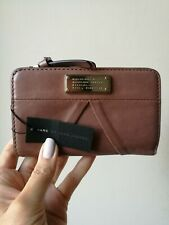 AUTHENTIC Marc By Marc Jacobs LAUREN Wallet Purse - colour woodland - EUC
