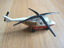 Matchbox Skybusters SB20 vintage 1976 Police Helicopter VGC