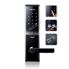 NEW SAMSUNG SHS-H700 Biometric Fingerprint Doorlock Keyless Lock SHS-5230 3Way