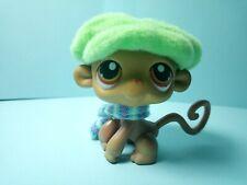 Littlest Petshop LPS #256 Singe Monkey avec accessoires with accessories