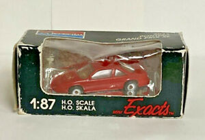 Monogram Exacts 1:87 Scale Pontiac Grand Prix #2043 - NIP *SEE description*