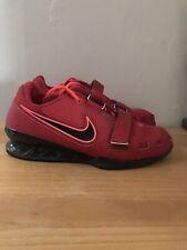 Mens Nike Romaleos 2 Size 9.5 (Squat Shoes)