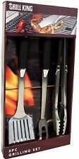 Grill King 3 pc tool set