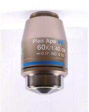 Nikon Plan Apo Vc 60x 140 Oil Dic N2 Cfi Eclipse Microscope Objective