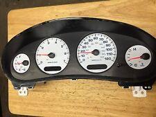1999 DODGE INTREPID  Cluster Speedometer Gauges (18 D)