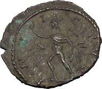 Victorinus  269AD Very rare  Ancient Roman Coin Sol Sun God Cult i45040