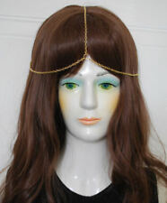 Accessoires de coiffure headbands métalliques pour femme