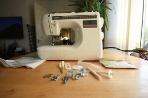 BROTHER PS -31 SEWING MACHINE manual extras