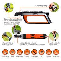 Sharpal All-in-1 Knife, Pruner, Mower Blade, Axe, Shears, Scissors Sharpener