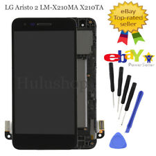 For LG Aristo 2 LM-X210MA X210TA SP200 LCD Touch Display Screen Assembly Replace