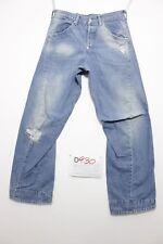 Levi's Engineered 865 mit zerissen ausgebeult Cod.D930 Größe 44 W30 L34 jeans