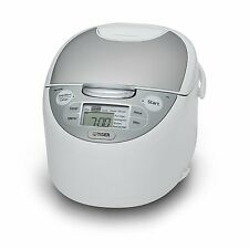 TIGER JAX-S18U 10 cup Microcomputer Controlled Rice Cooker & Warmer SLOW COOKER