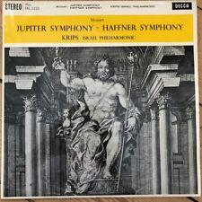 SXL 2220 Mozart Symphonies 41 & 35 / Krips W/B