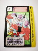 Data carddass dragon ball z bakuretsu IMPACT prism gold 130-iii