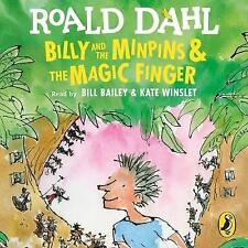 Billy and the Minpins & The Magic Finger by Roald Dahl (CD-Audio, 2017)