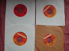 "MARTY ROBBINS 4 Country 7"" SINGLES inc LOVE IS IN THE AIR etc"