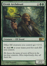 MTG ELVISH ARCHDRUID EXC - ARCIDRUIDO ELFICO - M11 - MAGIC